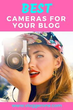 In the article you'll find the models I picked listed so that you can have a brief overview before we delve any deeper into the characteristics of each separate Best Vlogging Camera, Best Dslr, Best Camera For Photography, Photography For Beginners, Vlogging Equipment, Blogging Camera, Best Cameras For Travel, Camera Deals, Cheap Cameras