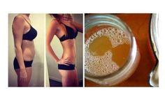 Bebida natural faz mulher emagrecer 10kg em apenas 3 semanas | Receitas Para Todos os Gostos
