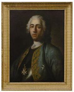 Title: Portrait of a Knight  Creator: Unknown Artist, 18th century [Create]  Provider: Athena ; Malta