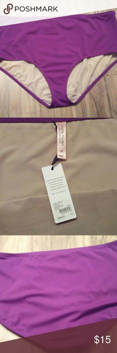 🆕Cacique 28 Sophie Theallet Swim Lane Bryant nwt Sophie Theallet for cacique swim hipster Lane Bryant wonderfully versatile swim hipster coordinates with any swim top.  Comfortable lined panty. Hipster silhouette lends to full coverage.  Nwt  😄Please take a look at my other items all Lane Bryant cloths below $15.😄 Lane Bryant Swim Bikinis