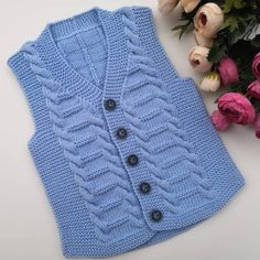 PEACE STREET (Hobbies Price Residing) – arianna Knitwear for a very long time is certainly trendy. Knitwear may be very … Baby Knitting Patterns, Crochet Patterns, Matching Sweaters, Baby Sweaters, Vest Pattern, Top Pattern, Pull Bebe, Kids Fashion Blog, Denim Tote Bags