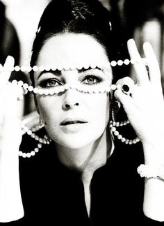 """""""When people say,'she's got everything', I've got one answer - I haven't had tomorrow."""" -Elizabeth Taylor"""