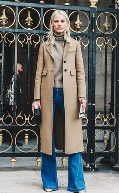 ideas for fashion week paris street style collage vintage 70s Outfits, Mode Outfits, Fashion Outfits, Womens Fashion, Fashion Trends, Fashion Weeks, Fashion Week Paris, London Fashion, Mode Style