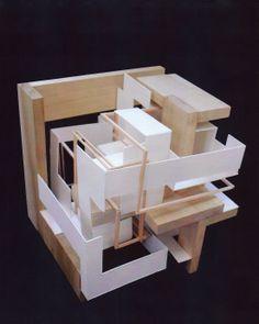 Final Cube Model.