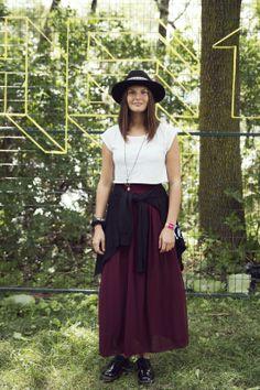 22 Festival Fashion Snaps From Osheaga