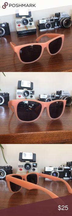 Vintage Pink Sunglasses Coolest sunglasses! Vintage Accessories Sunglasses