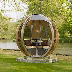Buy Farmer's Cottage Rotating Sphere Lounger Online at johnlewis.com
