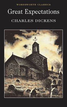 Great Expectations (Wordsworth Classics) by Charles Dickens Books Everyone Should Read, Great Books To Read, I Love Books, Good Books, Classic Literature, Classic Books, English Literature, Book Writer, Book Authors