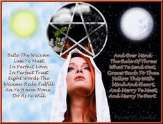 Wiccan Moonsong: The Wiccan Rede - An Interpretation