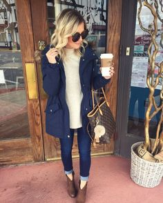 winter-womens-fashion-trends-and-styles - Womens Fashion 1 Outfits Otoño, Casual Outfits, Fashion Outfits, Womens Fashion, Fashion 2016, Fall Winter Outfits, Autumn Winter Fashion, Winter Style, Fall Fashion Trends