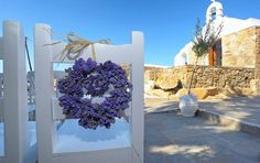Come away with me as I dream about Mykonos Beaches in Greece and the Bohemian luxury lifestyle at the San Giorgio Hotel. San Giorgio Mykonos, Travel Around The World, Around The Worlds, Mykonos Greece, The Great Outdoors, Paradise, Floral Wreath, Places To Visit, Bohemian