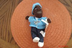 "NEW HOMIES ""B-BOY""  MINI PLUSH DOLL STUFFED TOY Lowrider Chicano Aztlan#Homies#Mijos"