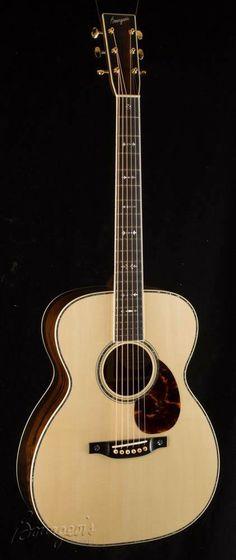 Bourgeois Deep Body OM Acoustic Guitar