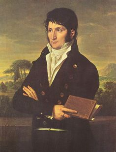 Portrait of Lucien Bonaparte after 1800 – By François-Xavier Fabre (1766–1837). Lucien Bonaparte, Prince Français, 1st Prince of Canino & Musignano (1775 – 1840), born Luciano Buonaparte, was the third surviving son of Carlo Buonaparte & his wife Letizia Ramolino. Lucien was a younger brother of Joseph & Napoleon Bonaparte. He held genuinely revolutionary views, which led to an often abrasive relationship with his brother Napoleon, who seized control of the French government in 1799