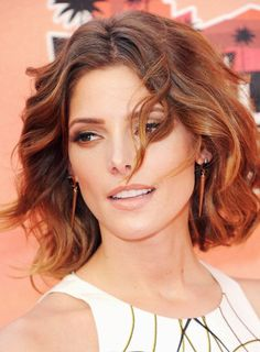 Ashley Greene in the TOMTOM Divine Spike Earrings