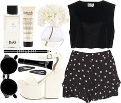 """""""bw"""" by brittanyalix on Polyvore"""