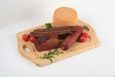 Brotzeit mit Allgäuer Feinkost Produkten vom Rind zum verschenken oder genießen. - Feinkost Produkte