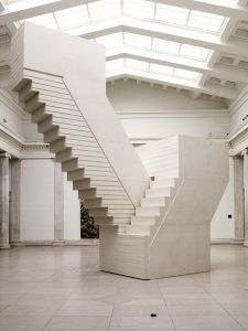 Rachel Whiteread. Untitled (Domestic)