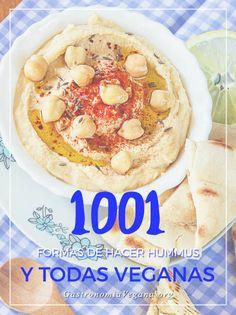 El hummus es un paté de garbanzo típico de la gastronomía árabe y de Oriente Medio, muy fácil de hacer y muy versátil. Actualmente podemos encontrarlo en muchos supermercados ya …