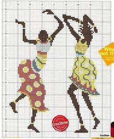 africanas danca