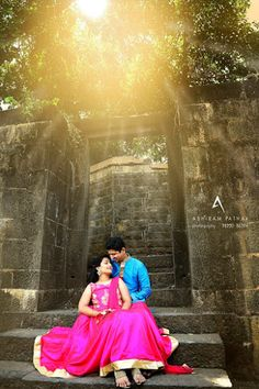 "Abhiram Pathak ""Portfolio"" Love Story Shot - Bride and Groom in a Nice Outfits. Best Locations WeddingNet #weddingnet #indianwedding #lovestory #photoshoot #inspiration #couple #love #destination #location #lovely #places"