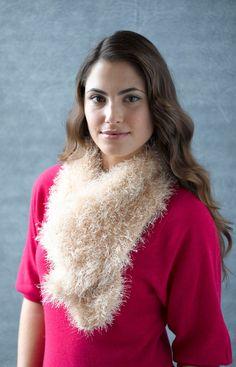 Dandelion Scarf (Crochet)