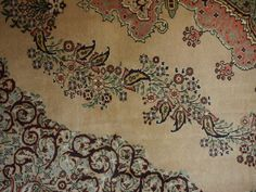 14778 Ladik vintage rug Turkey 12 x 8.5 ft / 365 x 260 cm