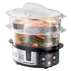 Hamilton Beach Food Steamer- 37537