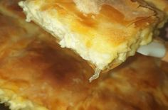 Spanakopita, Food And Drink, Pie, Cooking Recipes, Breakfast, Ethnic Recipes, Desserts, Drinks, Projects