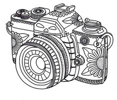Free Printable Coloring Pages for Adults {12 More Designs} by Kim Mimi Schundlemire
