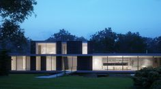 Private House - Suffolk by Magnus Strom, via Behance