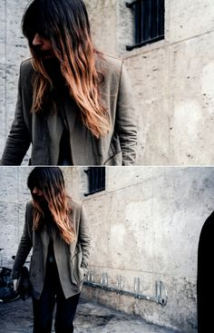 Simple like that, III ( Caroline de Maigret ) & that's the end of this color series of the pfw fw1516