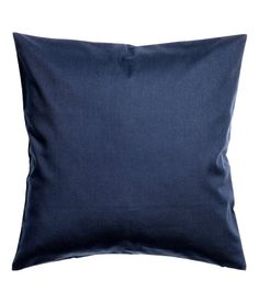 Check this out! Cushion cover in cotton twill with concealed zip. - Visit hm.com to see more.