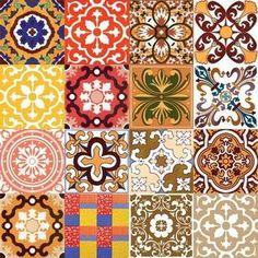 Resultado de imagen para dibujos de azulejos para imprimir