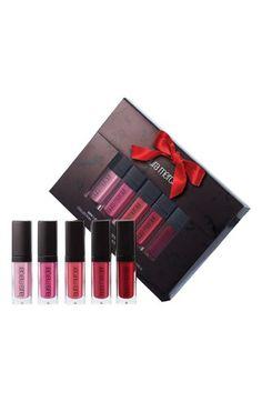 Laura Mercier 'Bold Brights' Mini Lip Glacé Set ($80 Value) available at #Nordstrom