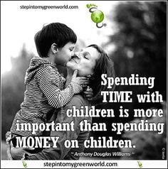 Our grandchildren will remember the fun times as a family.. Enjoy doing fun things with your children angels.. They will speak about those times forever