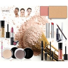 """My Mary Kay Colors of Beauty....."" by dwilson51223 on Polyvore"