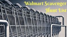 Why I Grocery Shop at Multiple Stores - money and time-saving tips. Funny Scavenger Hunt Ideas, Scavenger Hunt Riddles, Photo Scavenger Hunt, Scavenger Hunt For Kids, Christmas Scavenger Hunt, Scavenger Hunt Birthday, Halloween Scavenger Hunt, Youth Games, Team Building Activities