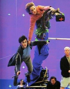 Year Three: Harry Potter and the Prisoner of Azkaban (2004). Behind-the-scenes.