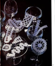 Creative Ideas for Bruges Crochet Lace