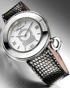 Salvatore Ferragamo - ladies watch