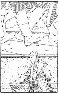 Moebius #comics #illustrations