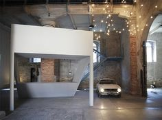 the ideal garage