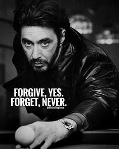 Positive Quotes : Forgive yes. Forget never. - Hall Of Quotes Wisdom Quotes, True Quotes, Great Quotes, Motivational Quotes, Inspirational Quotes, Advice Quotes, Daily Quotes, Funny Quotes, Gangster Quotes