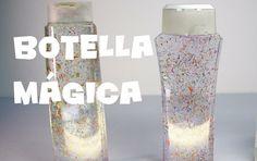 Botellas mágicas. ¡Diviértete con los peques!