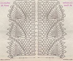ergahandmade: Crochet Shawl + Diagrams + Free Pattern