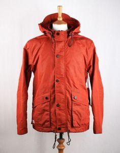 Marshall Artist RAF Jacket - Burnt Orange