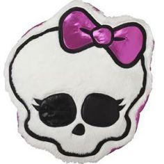 Monster High Pillow, Skull