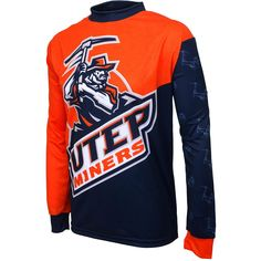 UTEP Miners NCAA Mountain Bike Jersey (Large)