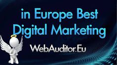 Online Advertising Top European Shops Search Marketing Europe's Best by Online Marketing Viral Marketing, Internet Marketing, Online Marketing, Social Media Marketing, Digital Marketing, Marketing Innovation, Branding, Best Seo, Marketing Consultant